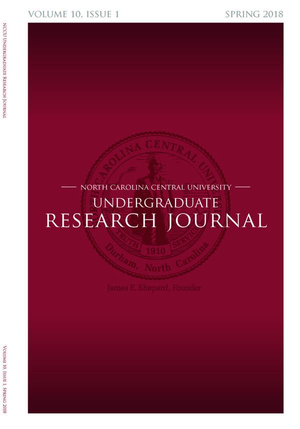 NCCU Undergraduate Research Journal